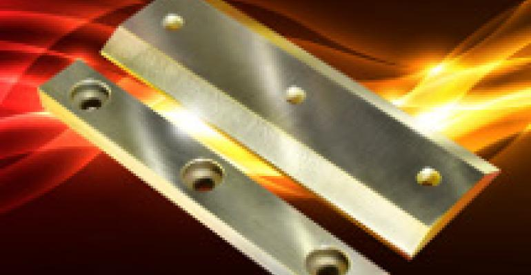Knives for shrink-sleeve labelers