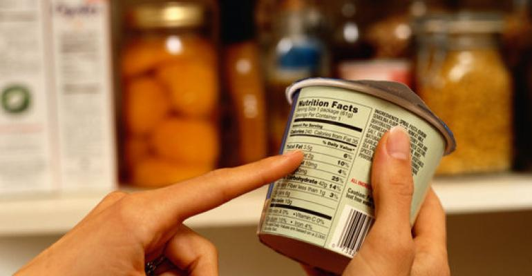 Study shows 'exercise labels' help lower consumption of unhealthy foods