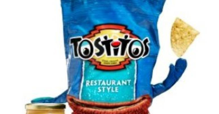 Tostitos 'spokesbag' highlights fun, charity