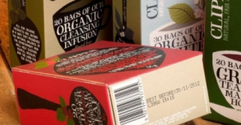 Tea packager installs Linx printers