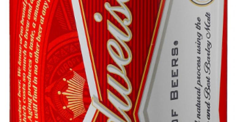 Anheuser-Busch to expand metal container facility