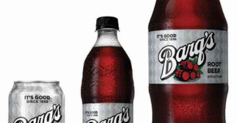 Barq's root beer brews up redesigned packaging that has 'bite'