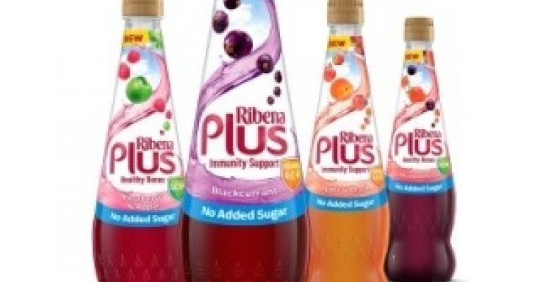 New bottles tout juice's health benefits