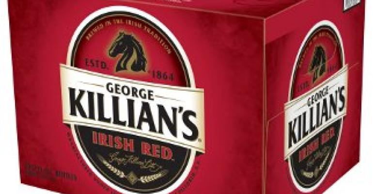 George Killian's remakes Irish Red in time for St. Pat's Day