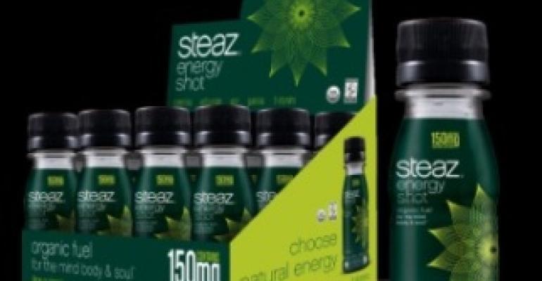 Energy shot pack touts health benefits