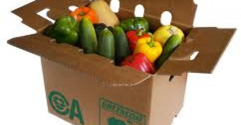 Farmers and grocers think outside the wax box