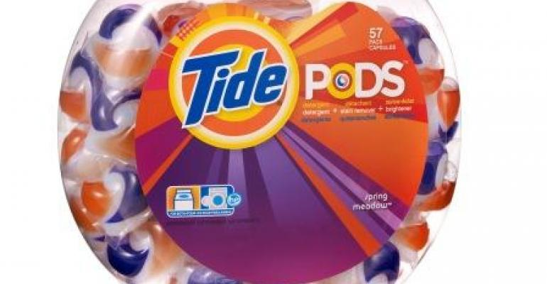 P&G adding child-resistant closure to Tide Pods packaging