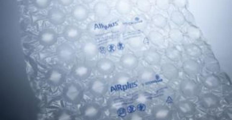 Air-cushion packaging