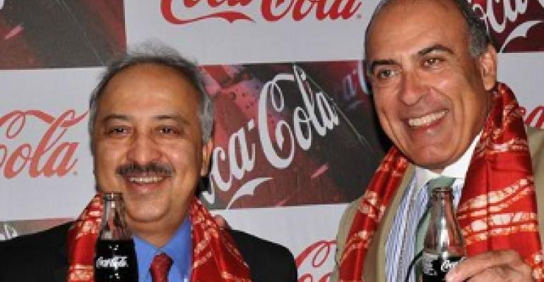 Coca-Cola invests in beverage manufacturing in India