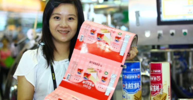 Taiwan event displays importance of packaging in Asia