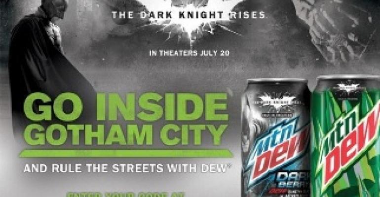 Retailers batty for Batman packaging