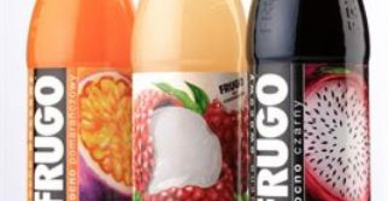 Juice brand revived in glass packaging