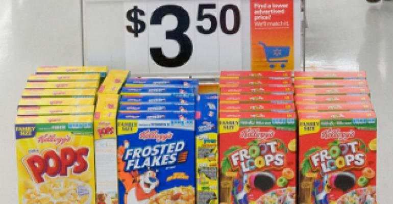 Consumers look to bulk packs when food prices soar
