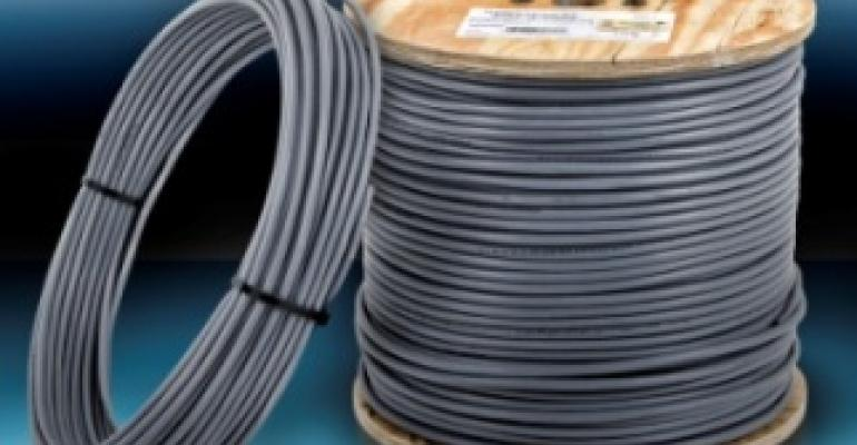 Low-capacitance data cables