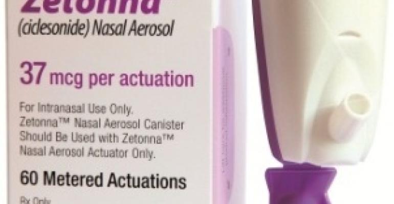 Aptar dose indicator chosen for allergy treatment
