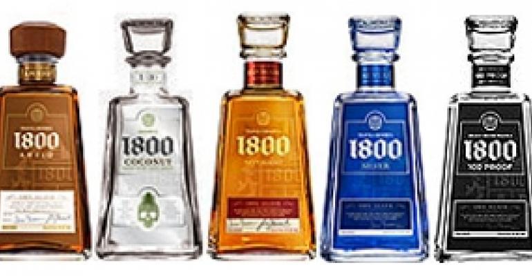 1800 Tequila bottles voluntarily recalled