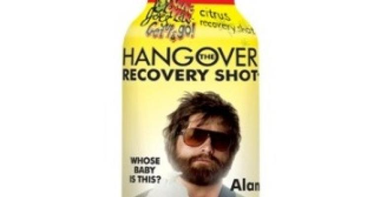 After-party recovery shot wins award