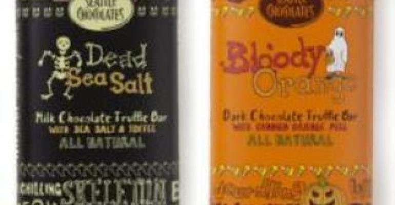 Candy brand scares up Halloween packaging