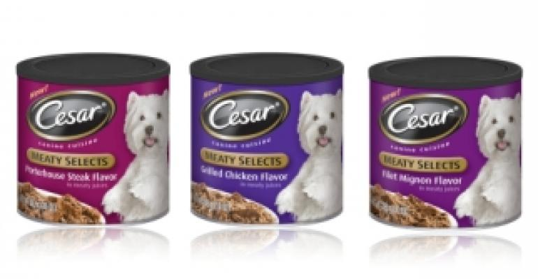 Dog food launches new breed of containers