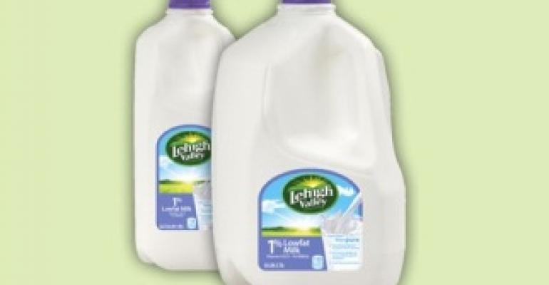New opaque packaging protects milk