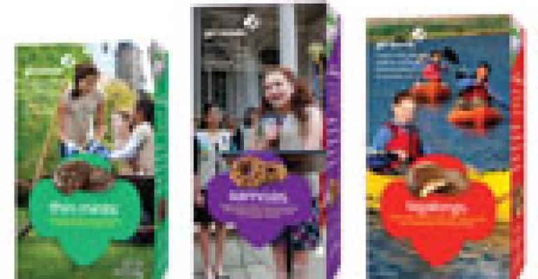 Girl Scouts update cookie packaging