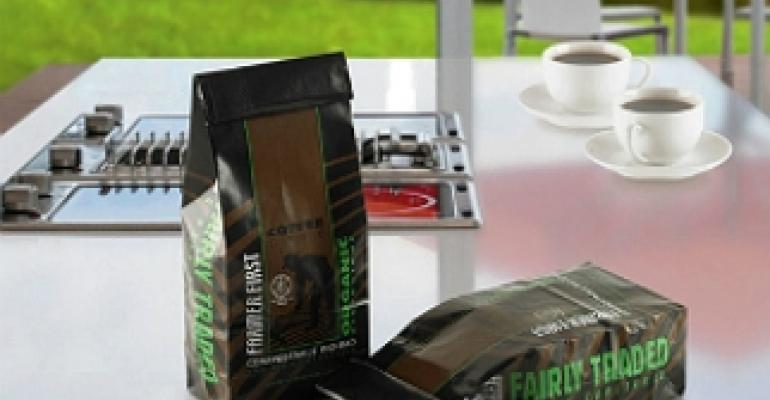 Coffee brews up compostable packaging