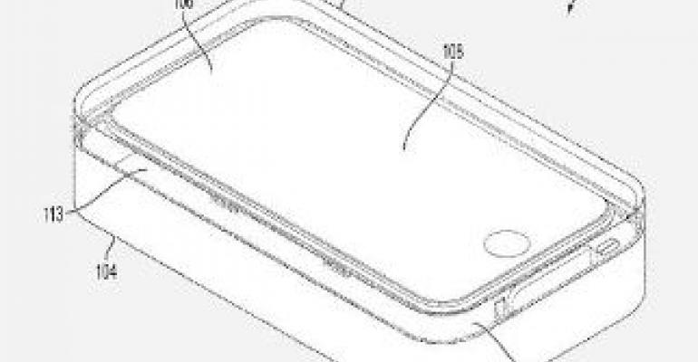Apple patents dual-purpose packaging