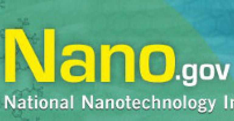 Agency collaboration centers on nanomaterials