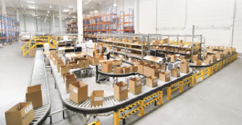 Amway reorders zero-pressure roller conveyor modules