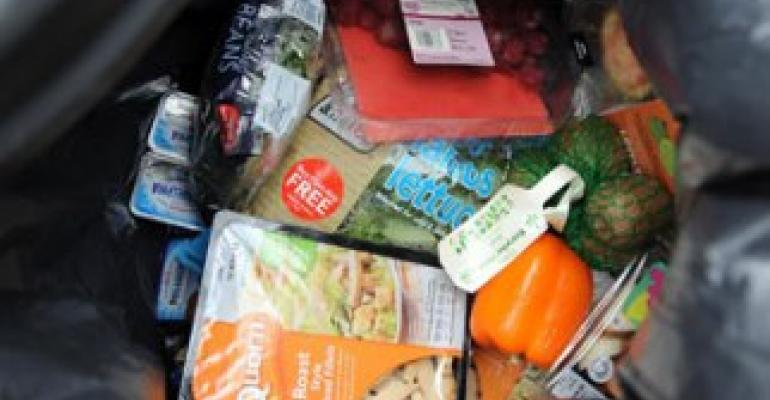 Campaign enlists packaging to cut food waste