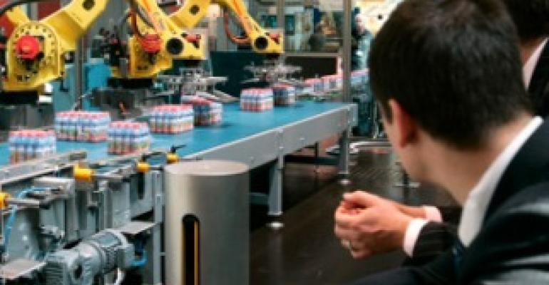 Manufacturing report offers good news for packaging industry