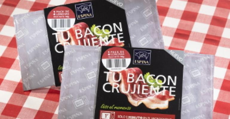 Bacon package sizzles as AIMCAL Product of the Year