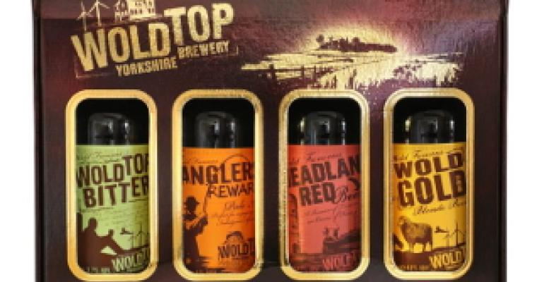 Wold Top Brewery holiday pack rings up sales