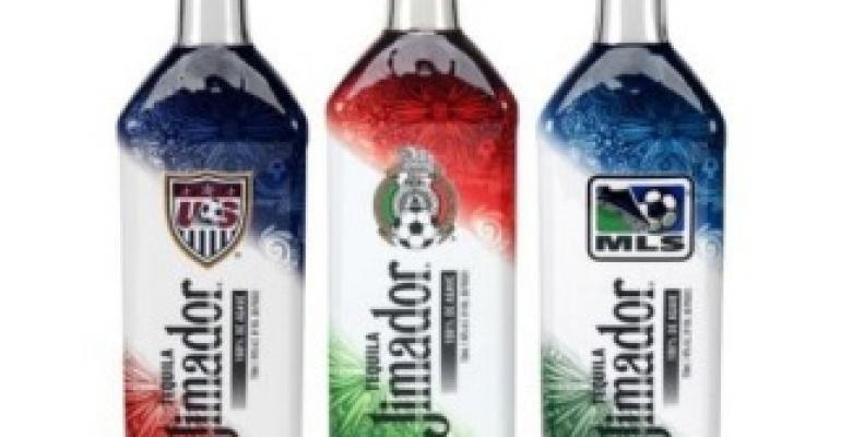 Tequila packaging kicks off soccer season