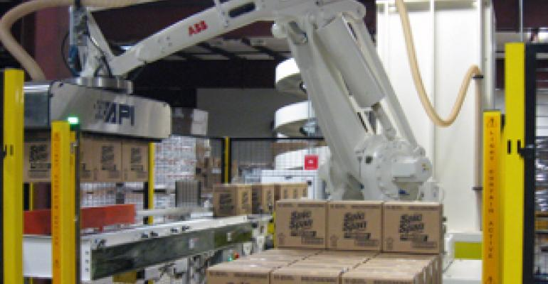 New robot safety standard approved