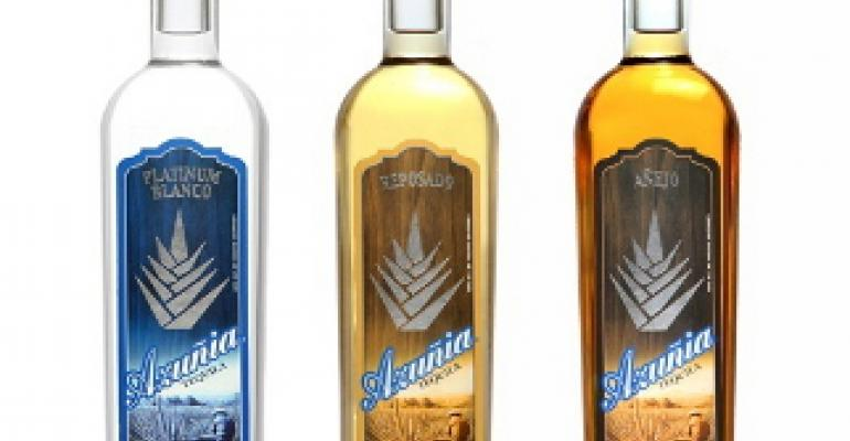 Azuñia Tequila revamps bottle and label