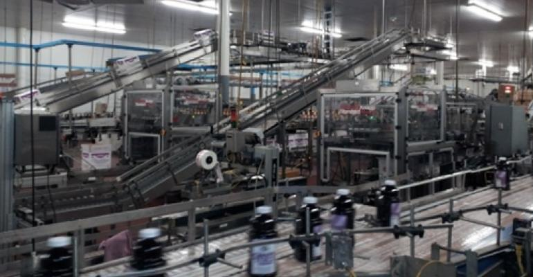 Royal Wine Co. increases capacity with automated case packing