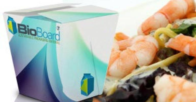 Bio-Board project promotes packaging recyclability