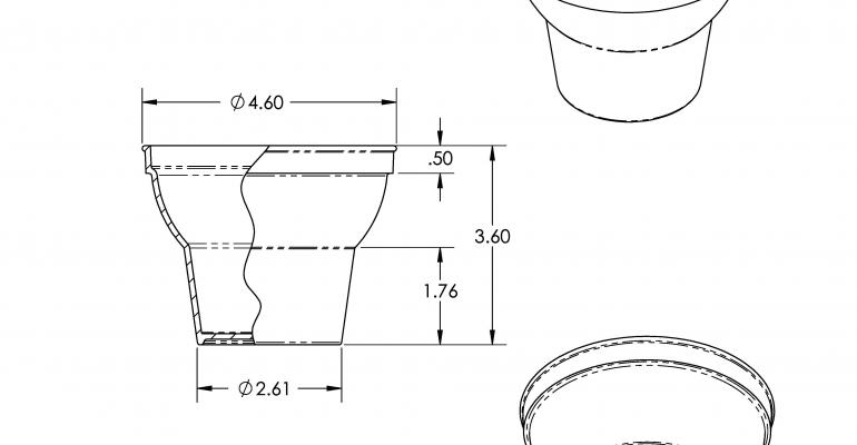 Packaging Patent update on the 'Carbowl'