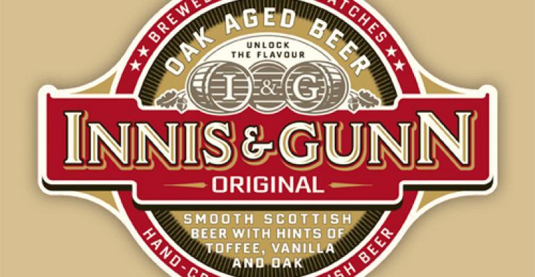 Best-in-class bottle from Innis & Gunn