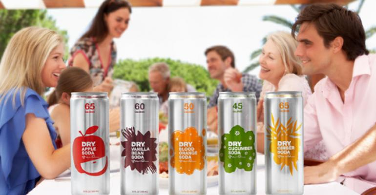 All-natural soda now in sleek 12-oz can