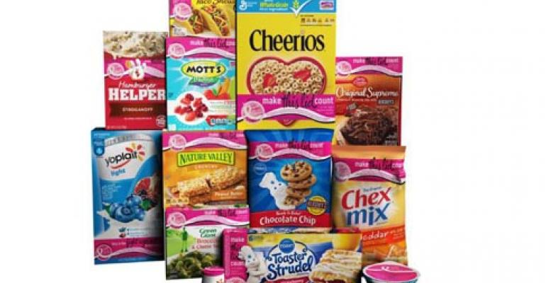 General Mills launches Save Lids to Save Lives program