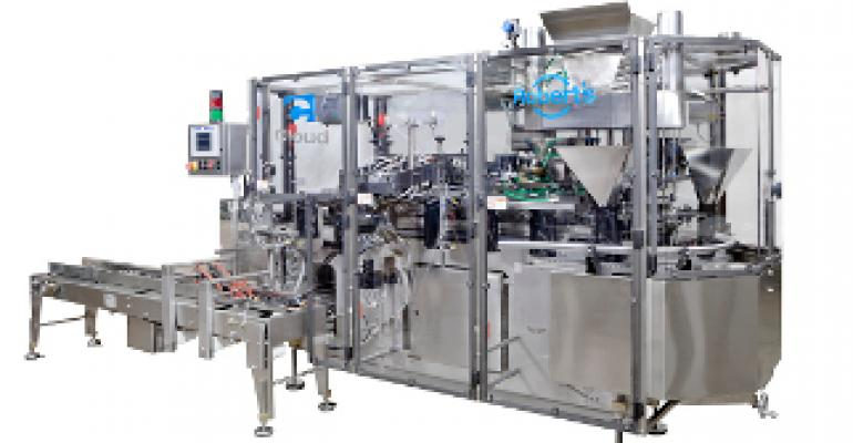 Pouch packaging machine from PACK EXPO heading to Canada