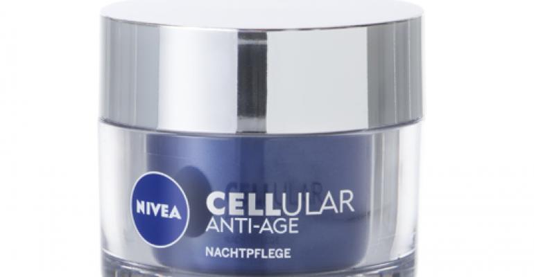 Nivea opts for luxurious Empress jar