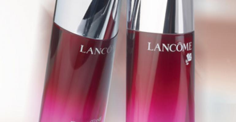 Luxury skincare line achieves flawless design