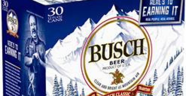 Busch Heroes campaign celebrates workers