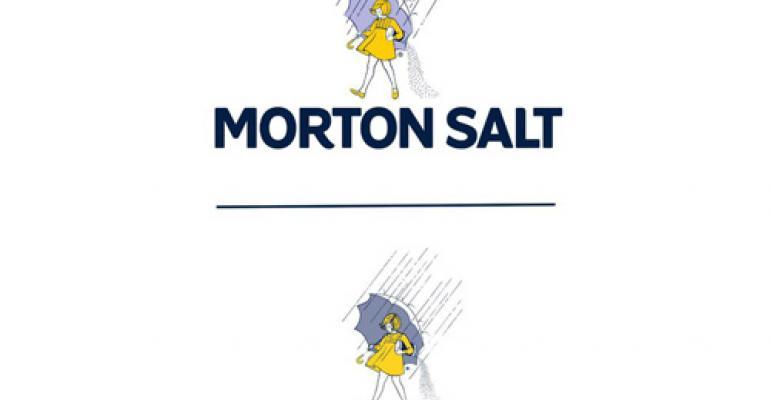 Morton Salt pours out new packaging design