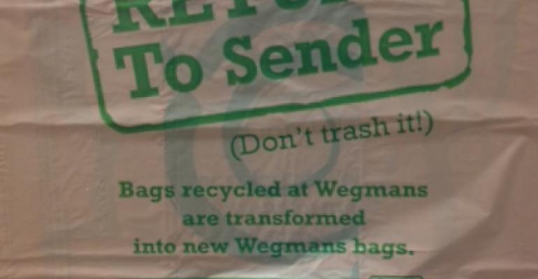 Wegmans is first grocery store to join How2Recycle Label program