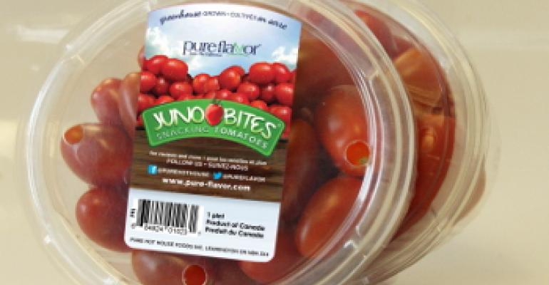 """Pure Flavor debuts """"all-in-one"""" produce packaging"""
