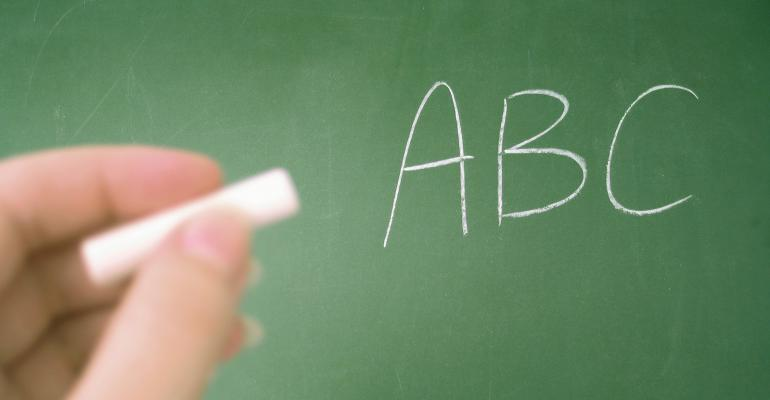 The case of the ABCs
